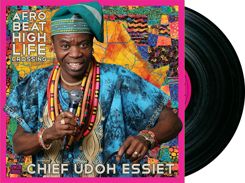 Chief Udoh Essiet - Nigerian Afrobeat and Highlife Music
